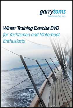 Winter Training Exercise DVD for Yachtsmen and Motorboat Enthusiasts
